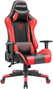 Homall Racing Gaming Chair Ergonomic