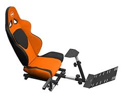 Openwheeler Advanced Racing Simulator Seat