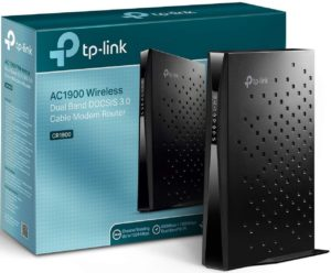 TP-LINK TC7650 High Speed Cable Modem