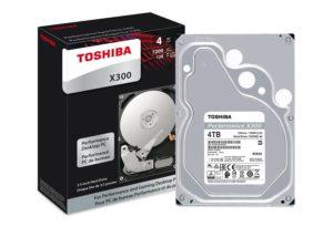 TOSHIBA X300 Hard Drive