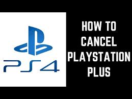 how to cancel psn