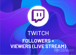 Twitch followers and bits