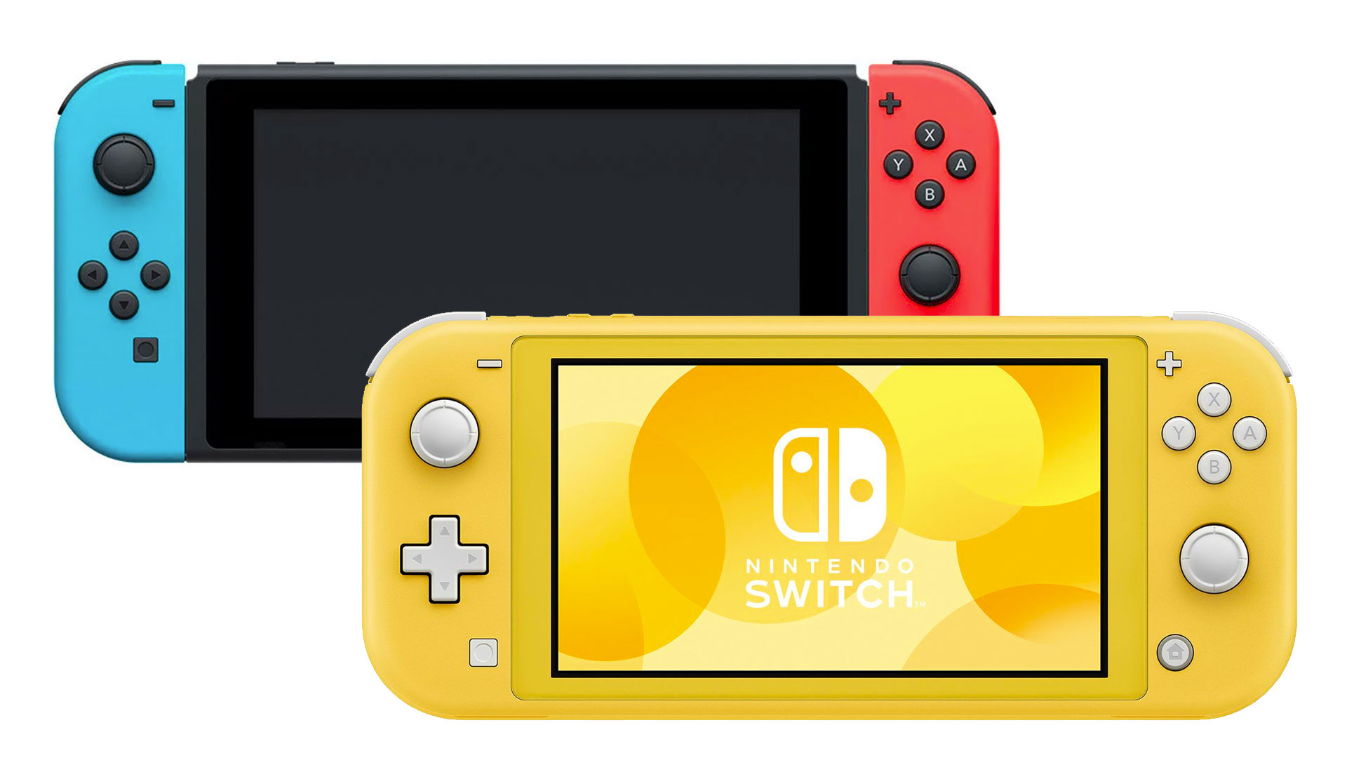 What is the Difference Between Nintendo Switch and Nintendo Switch lite