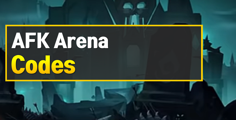 AFK Arena Redemption Codes list [Updated]