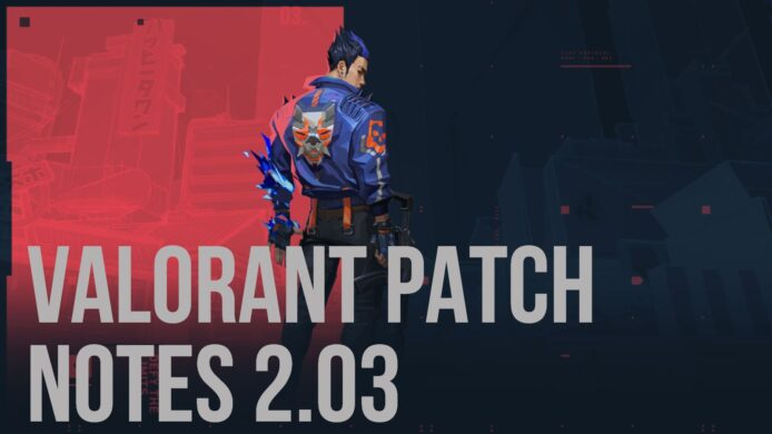 Patch Notes Valorant