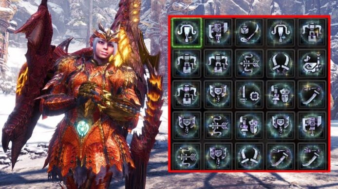 Monster Hunter World Weapon Tier List