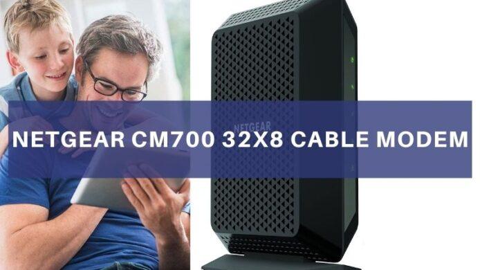 Netgear CM700 32×8