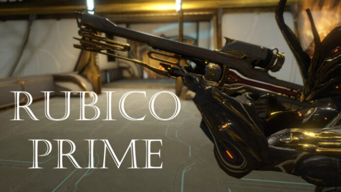Rubico Prime Eidolon Build