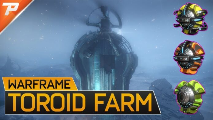 Warframe Toroid Farming