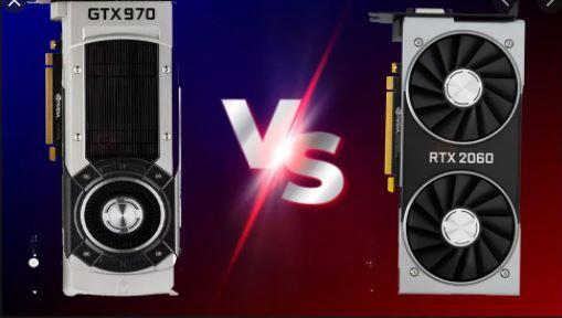 GTX 970 vs RTX 2060