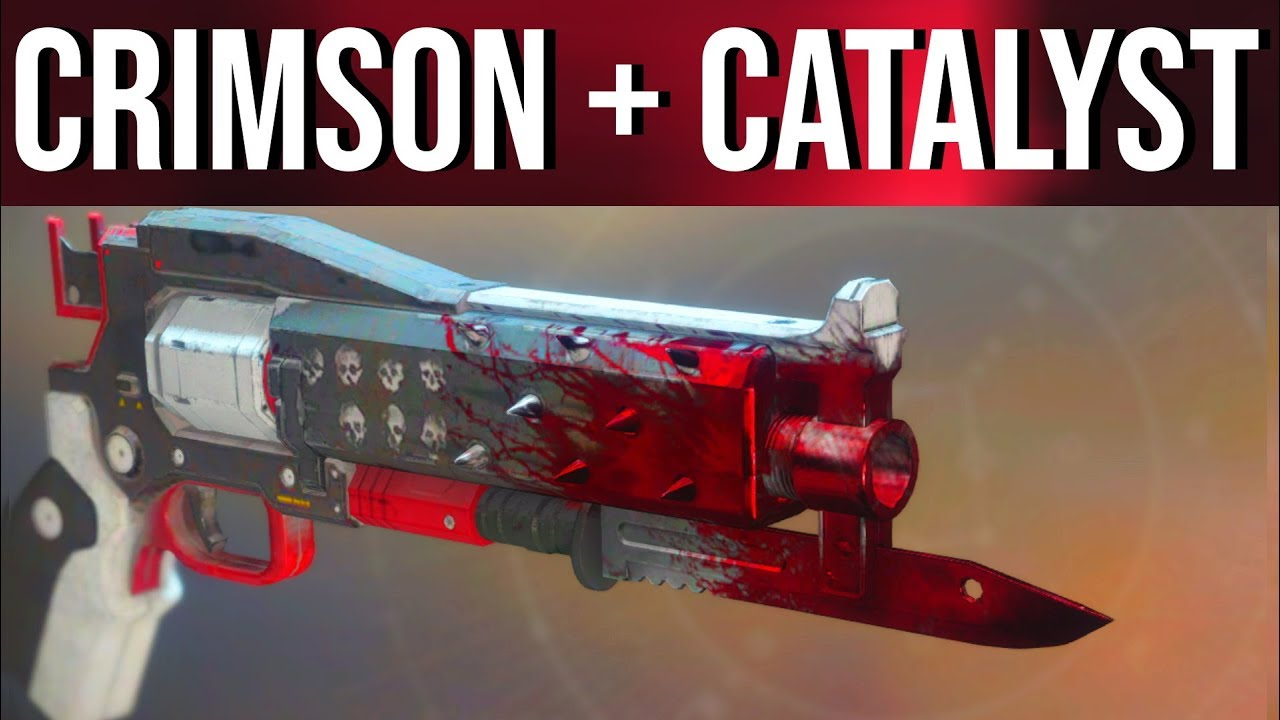 Destiny 2 Crimson Catalyst