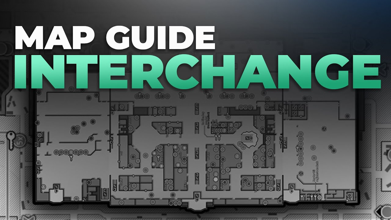 Interchange Map Guide