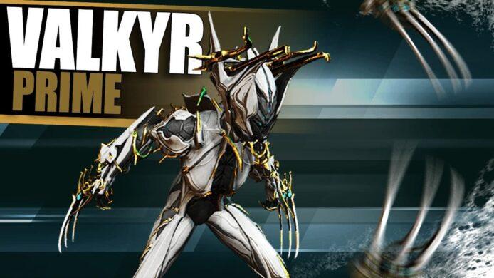 Valkyr Prime Talons Build