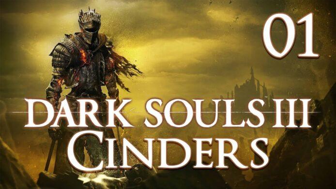 Dark Souls 3 Cinders