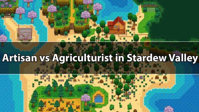 Artisan vs Agriculturist