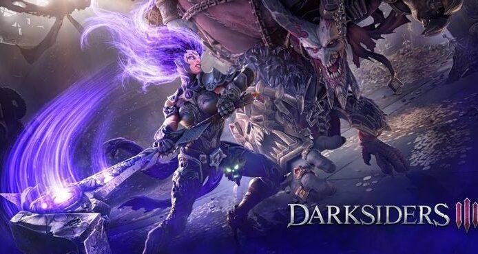 Darksiders 3 Armor