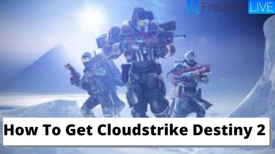 Cloudstrike Destiny 2