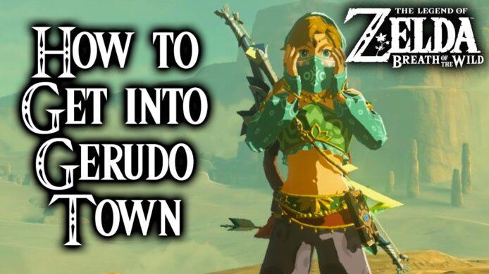 How to Get into Gerudo Town