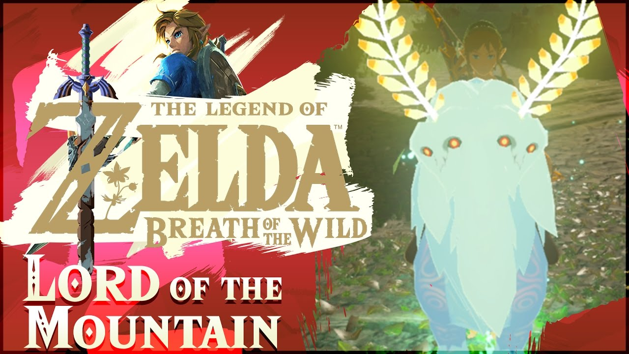Lord of the Mountain Botw