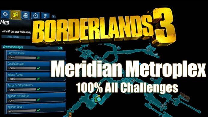 Meridian Metroplex Challenges