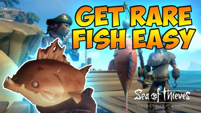 Fish in Sea of Thieves