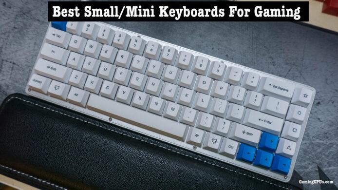Best Mini/Small Gaming Keyboard