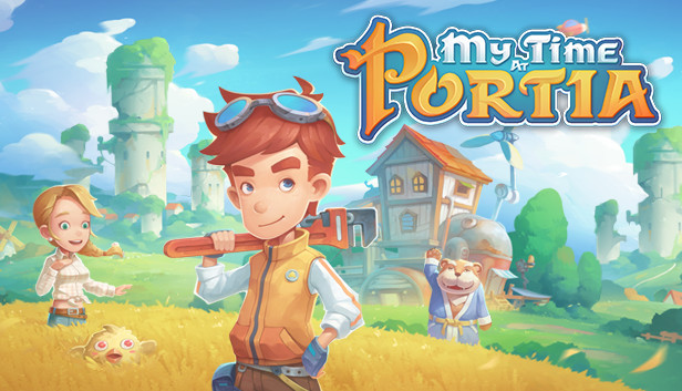 My Time At Portia PC Version Free Download