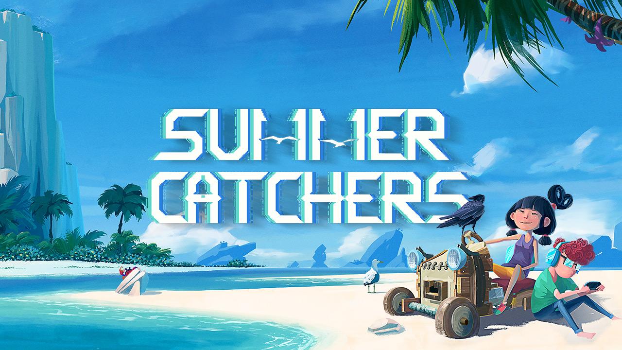 Summer Catchers PC Version Free Download