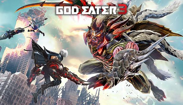 GOD EATER 3 PC Version Free Download