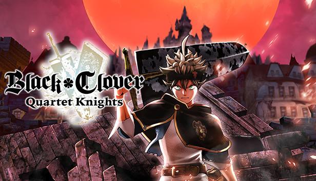 BLACK CLOVER QUARTET KNIGHTS PC Version Free Download