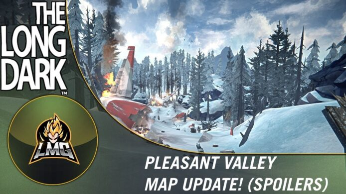 The Long Dark Pleasant Valley Map