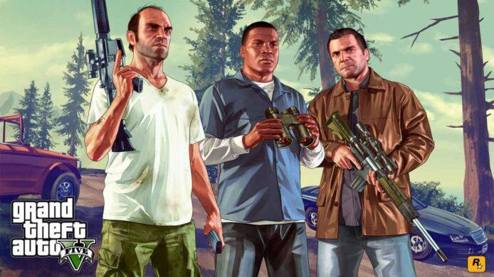 5 Stars in GTA 5