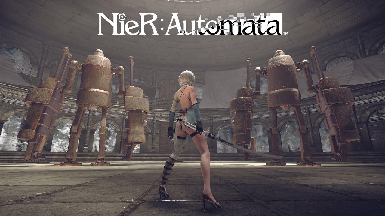 NieR Automata PC Version Free Download