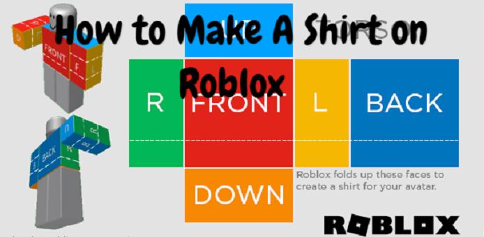 Make a Roblox Shirt