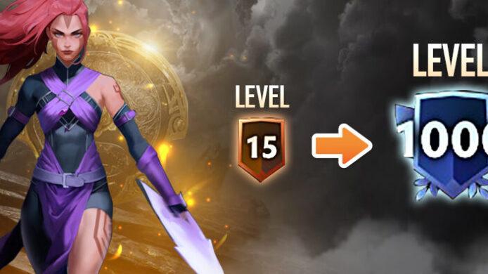 Level Up in Dota 2